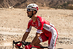 Nacer Bouhanni (FRA) Cofidis during Stage 1 of the 2018 Tour of Oman running 162.5km from Nizwa to Sultan Qaboos University. 13th February 2018.<br /> Picture: ASO/Muscat Municipality/Kare Dehlie Thorstad | Cyclefile<br /> <br /> <br /> All photos usage must carry mandatory copyright credit (&copy; Cyclefile | ASO/Muscat Municipality/Kare Dehlie Thorstad)