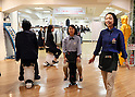 Tokyo department store tests mobility device
