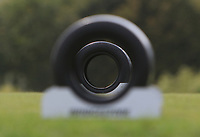 Bridgestone Tee-Markers on the 5th tee during Round 1 of the Bridgestone Challenge 2017 at the Luton Hoo Hotel Golf &amp; Spa, Luton, Bedfordshire, England. 07/09/2017<br /> Picture: Golffile | Thos Caffrey<br /> <br /> <br /> All photo usage must carry mandatory copyright credit     (&copy; Golffile | Thos Caffrey)