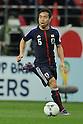 Yuto Nagatomo (JPN), FEBRUARY 29, 2012 - Football / Soccer : 2014 FIFA World Cup Asian Qualifiers Third round Group C match between Japan 0-1 Uzbekistan at Toyota Stadium in Aichi, Japan. (Photo by Akihiro Sugimoto/AFLO SPORT) [1080]