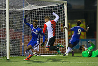 Chelsea U23 v Feyenoord U23 - Premier League International Cup - 29.11.2016