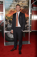 WESTWARD, CA - OCTOBER 8: James Badge Dale at the Only The Brave World Premiere at the Village Theater in Westwood, California on October 8, 2017. Credit: David Edwards/MediaPunch