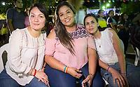 Marisol Soto, MErcedes Lozano y Maria Jose Felix.  (Foto: Marisol Soto/NortePhoto)<br /> <br /> <br /> IV Festival Maria Bonita en Quiriego, Sonora.