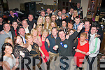 David Dowling, Casements Av, Tralee (front centre) got a great surprise last Saturday night when he was enticed to Kirby's Brogue, Tralee to find the bar packed with friends and family waiting to celebrate his 60th birthday with him.