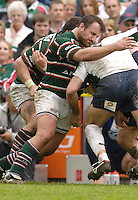 Leicester, ENGLAND.  George Chuter, Guinness Premiership Semi-Final. Leicester Tigers vs London Irish, at Welford Road, 05.2006. © Peter Spurrier/Intersport-images.com,  / Mobile +44 [0] 7973 819 551 / email images@intersport-images.com.   [Mandatory Credit, Peter Spurier/ Intersport Images].14.05.2006