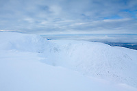 Cairn Lochan from Stob Coire an t-Sneachda, Central Cairngorm Plateau, Cairngorm National Park, Badenoch & Speyside