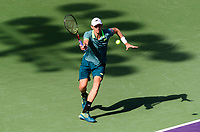 KEVIN ANDERSON (RSA)<br /> <br /> MIAMI OPEN, CRANDON PARK, KEY BISCAYNE, FLORIDA, USA<br /> ATP 1000, WTA PREMIER MANDATORY<br /> MEN &amp; WOMEN<br /> <br /> &copy; TENNIS PHOTO NETWORK
