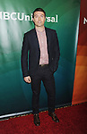 PASADENA, CA - JANUARY 15: Actor Noah Bean attends the NBCUniversal 2015 Press Tour at the Langham Huntington Hotel on January 15, 2015 in Pasadena, California.