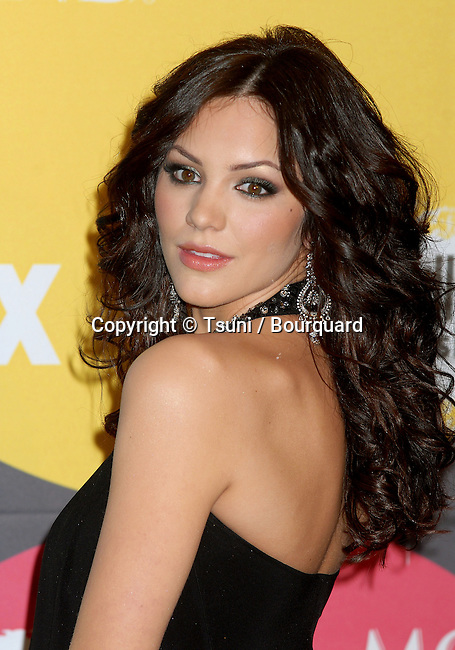 Katharine McPhee backstage at the Billboard Music Awards at the MGM Grand In Las Vegas. December 04, 2006.<br /> <br /> headshot