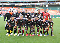 DC United Starting Eleven. DC United defeated The Kansas City Wizards  2-0 at RFK Stadium, Wednesday May 5, 2010.