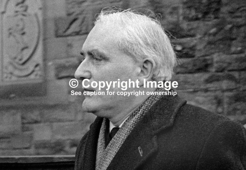 Rev John Brown, Magee Theological College, Londonderry, N Ireland, February, 1969, 196902000064<br /> <br /> <br /> Copyright Image from<br /> Victor Patterson<br /> 54 Dorchester Park<br /> Belfast, N Ireland, UK, <br /> BT9 6RJ<br /> <br /> t1: +44 28 90661296<br /> t2: +44 28 90022446<br /> m: +44 7802 353836<br /> e1: victorpatterson@me.com<br /> e2: victorpatterson@gmail.com<br /> <br /> www.victorpatterson.com