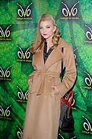 LONDON, ENGLAND - JANUARY 10: Natalie Dormer attending 'Cirque du Soleil - OVO' at the Royal Albert Hall on January 10, 2018 in London, England.<br /> CAP/MAR<br /> &copy;MAR/Capital Pictures