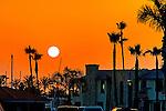 Lido Sunset, Lido Island, CA.