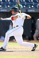 Devin Mesoraco - Peoria Saguaros - 2010 Arizona Fall League.Photo by:  Bill Mitchell/Four Seam Images..