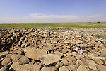 The Golan Heights, Rujum el-Hiri, a megalithic site