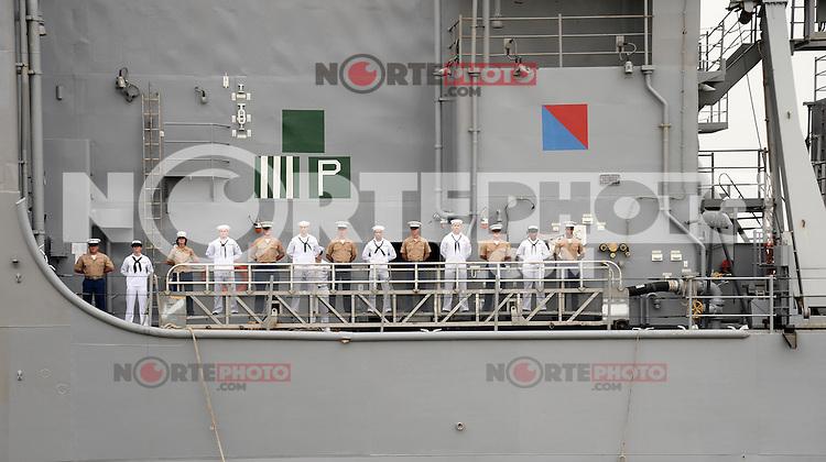 NEW YORK, NY - MAY 21, 2014: Atmosphere at the' TNT AND THE U.S. Navy  Partner  To Celebrate Series NY FLEET WEEK , May 21 , 2014 New York,NYC   © HP/Starlitepics.