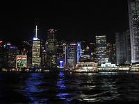 Hong Kong skyline, Central side