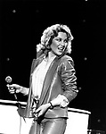 Tanya Tucker 1979 on Midnight Special.© Chris Walter.