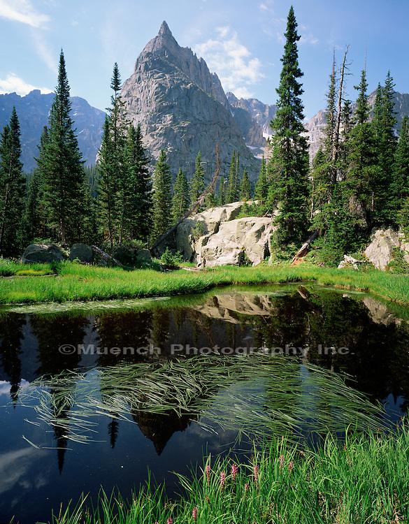 Lone Eagle Peak, Indian Peaks Wilderness