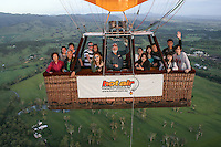 20150129 January 29 Hot Air Balloon Gold Coast