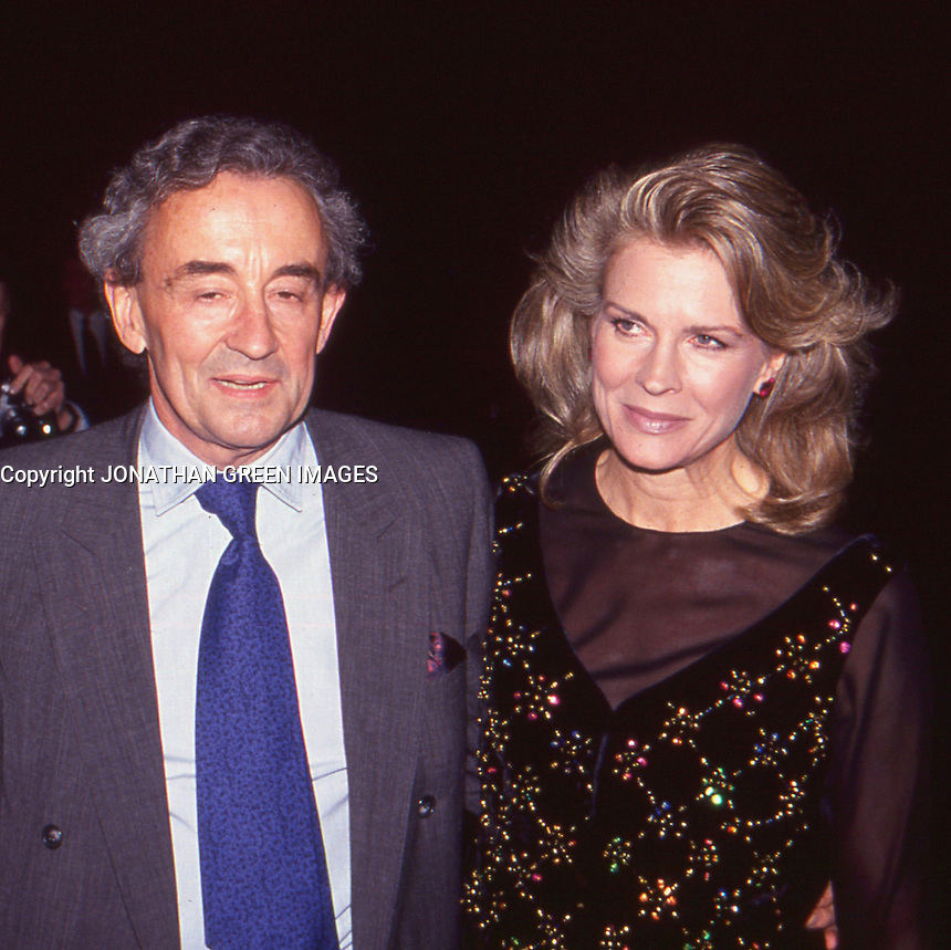 Candice Bergen &amp; Louis Malle By <br /> Jonathan Green