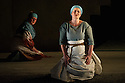 London, UK. 02.03.2016. English Touring Opera presents &quot;Iphigenie en Tauride&quot;, by Christoph Willibald Gluck, directed by James Conway, with lighting design by Guy Hoare, at the Hackney Empire. Picture shows: Catherine Carby<br /> (Iphig&eacute;nie). Photograph &copy; Jane Hobson.