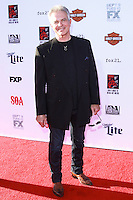 HOLLYWOOD, LOS ANGELES, CA, USA - SEPTEMBER 06: Tony Denison arrives at the Los Angeles Premiere Of FX's 'Sons Of Anarchy' Season 7 held at the TCL Chinese Theatre on September 6, 2014 in Hollywood, Los Angeles, California, United States. (Photo by David Acosta/Celebrity Monitor)