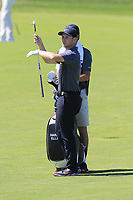 Harry Ellis (AM)(ENG) on the 14th hole during Thursday's Round 1 of the 118th U.S. Open Championship 2018, held at Shinnecock Hills Club, Southampton, New Jersey, USA. 14th June 2018.<br /> Picture: Eoin Clarke | Golffile<br /> <br /> <br /> All photos usage must carry mandatory copyright credit (&copy; Golffile | Eoin Clarke)