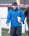 Whitehill Manager Mike Lawson.