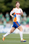Momoko Sayama (Albirex Ladies), APRIL 15, 2017 - Football / Soccer : Plenus Nadeshiko League Cup 2017 Division 1 match between NTV Beleza 2-0 Niigata Albirex Ladies at Tama City Athletic Stadium in Tokyo, Japan. (Photo by Yusuke Nakanishi/AFLO)