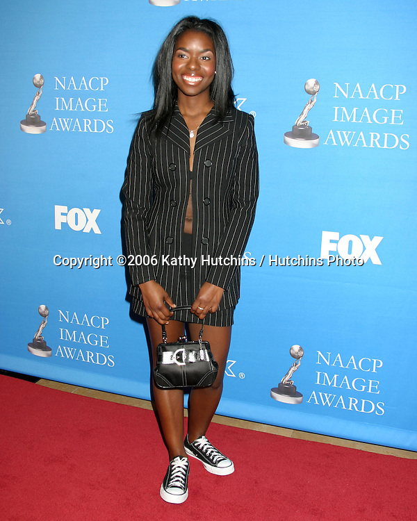 Camille Winbush.NAACP Image Award Nominees Luncheon.Beverly Hilton Hotel.Beverly Hills, CA.February 11, 2006.©2006 Kathy Hutchins / Hutchins Photo....