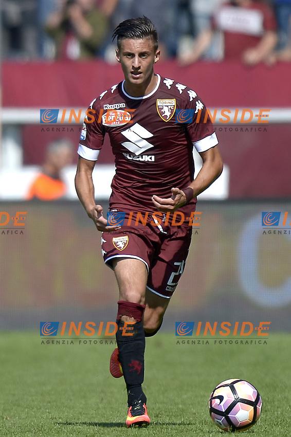 Antonio Barreca Torino,<br /> Torino 25-09-2016, Stadio Olimpico Grande Torino, Football Calcio 2016/2017 Serie A, Torino - Roma, Foto Filippo Alfero/Insidefoto