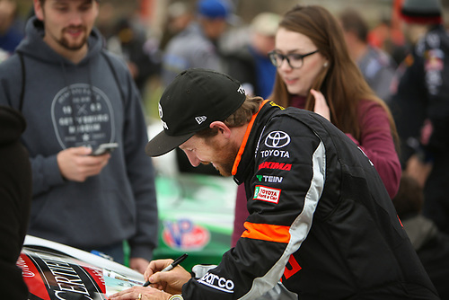2017 Rally America<br /> Rally in the 100 Acre Wood<br /> Salem, MO USA<br /> Friday 17 March 2017<br /> Ryan Millen, Rhianon Gelsomino<br /> &copy;2017, Gardner Automotive Communications, Inc.