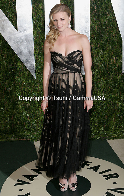 Emily VanCamp_209  arriving at the Vanity Fair Oscar  Party 2012 - at the Sunset Tower Hotel in Los Angeles.
