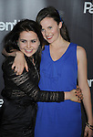 "WEST HOLLYWOOD, CA. - February 22: Mae Whitman and Sarah Ramos attend the Los Angeles premiere of ""Parenthood"" at the Directors Guild Theatre on February 22, 2010 in West Hollywood, California."