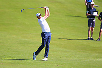 James Morrison on the 4th fairway during the BMW PGA Golf Championship at Wentworth Golf Course, Wentworth Drive, Virginia Water, England on 26 May 2017. Photo by Steve McCarthy/PRiME Media Images.