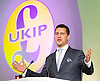 UKIP Annual Party Conference <br /> 26th September 2014 <br /> at Doncaster Racecourse, Great Britain <br /> <br /> <br /> Steven Woolfe MEP<br /> <br /> <br /> Photograph by Elliott Franks <br /> Image licensed to Elliott Franks Photography Services
