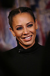 Mel B during the photocall for Mel B Joins The Cast of Broadway's 'Chicago' at Sardi's on December 21, 2016 in New York City.