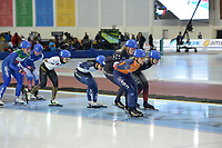 SPEEDSKATING: 16-02-2020, Utah Olympic Oval, ISU World Single Distances Speed Skating Championship, Mass Start Ladies, Irene Schouten (#3 | NED), ©photo Martin de Jong
