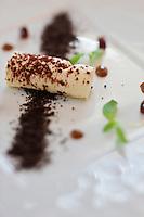 Europe/France/Poitou-Charentes/86/Vienne/St Benoît : restaurant:  Le Forêt noire de 2012, Recette de Richard Toix,  du restaurant Passions et Gourmandises,