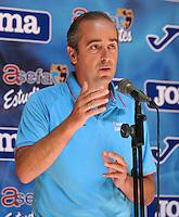 txus vidorreta(entrenador estu)