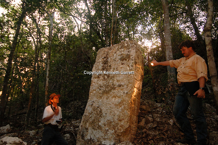7319 Oxpemul; Maya; Ancient Cultures; Mayan, Mexico, Maya Biosphere Reserve, Ivan Sprajc, CRE Grantee;  Uxul site; Nikolai Grube; Epigrapher