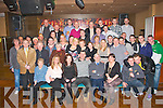 Having fun: Richard Long,Lee Drive,Tralee(seated centre)had a great night celebrating his 30th birthday in the Grand hotel,Tralee,last Saturday night surrounded by family and friends.