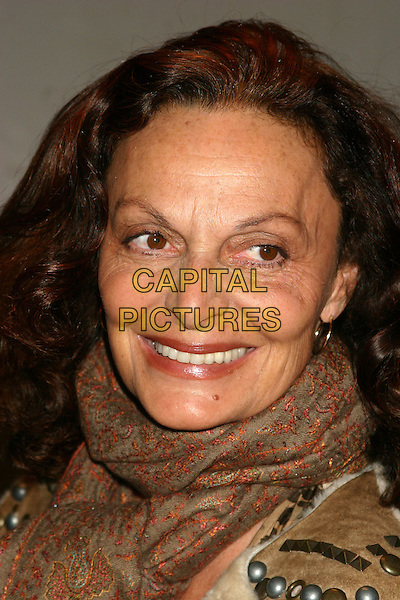 "DIANE VON FURSTENBURG.New York Premiere of IFC Film's ""Ballad of Jack and Rose""  at the Chelsea Cinema in New York City..March 23rd, 2005.headshot portrait.www.capitalpicturess.com.sales@capitalpictures.com.© Capital PIctures"