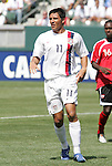 9 June 2007: Brian Ching. The United States Men's National Team defeated the National Team of Trinidad & Tobago 2-0 at the Home Depot Center in Carson, California in a first round game in the CONCACAF Gold Cup.