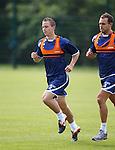 Jeroen Tesselaar joins up after leaving St Mirren for Kilmarnock