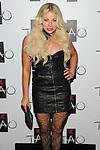 Celebrity Makeup artist, Joyce Bonelli walks the red carpet at Tao Nightclub, May 6, 2010, Las Vegas, NV © Al Powers / RETNA ltd