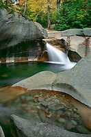 The Basin<br /> Franconia Notch State Park<br /> White Mountains<br /> Grafton County, New Hampshire, New England