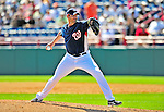 8 March 2009: Washington Nationals' pitcher Gary Glover on the mound during a Spring Training game against the New York Mets at Space Coast Stadium in Viera, Florida. The Nationals defeated the Mets 8-3 in the Grapefruit League matchup. Mandatory Photo Credit: Ed Wolfstein Photo