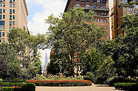 Park Entrance at 36 Gramercy Park East